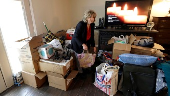Hurricane Harvey Survivors Feel Grief, Distress Months Later