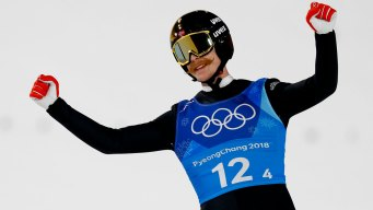 Norway Wins Large Hill Team Ski Jumping Gold