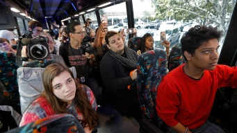 Fla. Students Take Push for Gun Laws to State Capital