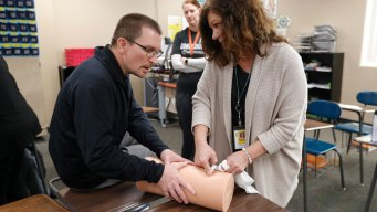 Teachers Acquire a New Skill: How to Stop the Bleeding