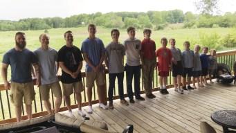 Michigan Family Has 14 Boys, 'Organized Chaos,' No Regrets