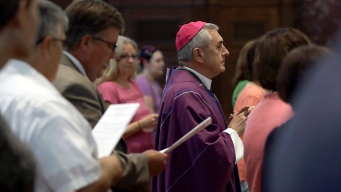 Pa. Diocese Holds Forgiveness Mass in Wake of Abuse Report