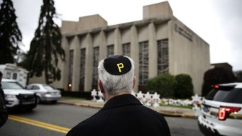 Anti-Semitic Pamphlets Reported Near Pittsburgh Shooting Site