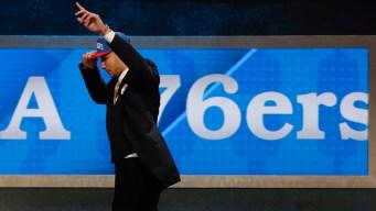 76ers Take Ben Simmons as No. 1 Pick in NBA Draft