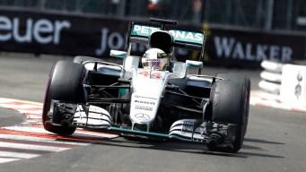 Lewis Hamilton Wins Monaco Grand Prix
