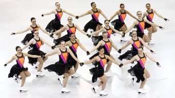 Synchronized Skating Could Debut at 2022 Beijing Olympics
