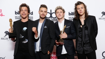 One Direction Releases 1st Single Without Zayn