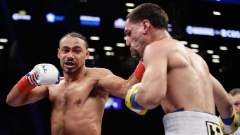 Danny Garcia Loses to Keith Thurman in Welterweight Title
