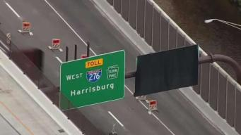 New Interchange Connects I-95