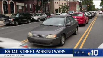 A Parking War Is Heating up in South Philadelphia