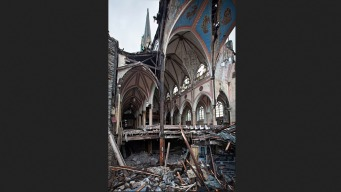 10 Questions: Abandoned Churches Photographer