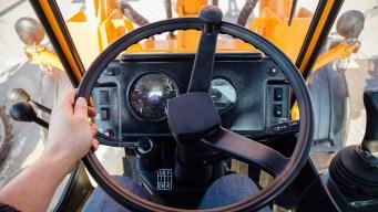 Runaway Bulldozer Crashes Into Home, Injures Operator