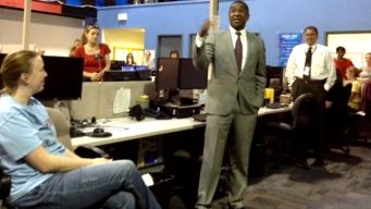 News Director Anzio Williams Joins NBC10 Philadelphia