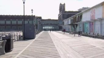 Asbury Park Residents Angry Over Boardwalk Development