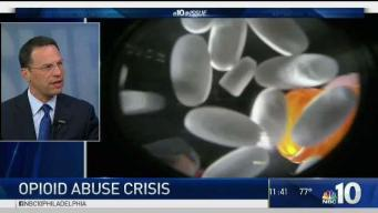 Pa. Attorney General on New Investigation in Big Pharma