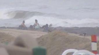 Jersey Shore Readies in Case Hurricane Florence Hits