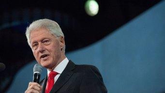 Bill Clinton Makes Campaign Stop in Montco for Hillary