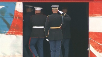 George H.W. Bush Laid to Rest After Texas Farewell
