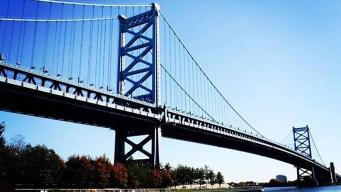 Brakes on Bike, Handicap Ramp Plans on Ben Franklin Bridge