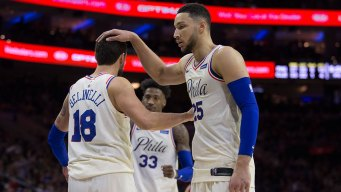 Sixers Cool Off the Heat in Dominant Game 1 Win