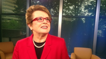 10 Questions: Tennis Icon Billie Jean King