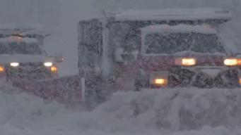 Braving Heavy Snow for Cracker Barrel