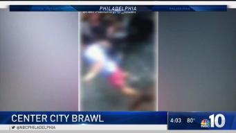 Brawl Breaks out at Center City Happy Hour