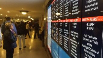 SEPTA Riders: Strike 'Worse' Than July Silverliner Debacle