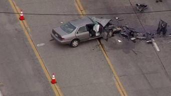 Crash Closes Route 413 in Bucks County