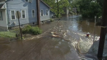 Red Cross Helping NJ Flood Victims With Emergency Relief