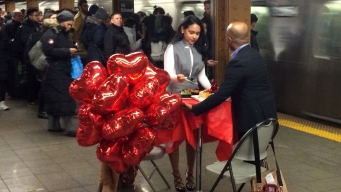 Husband's Valentine's Day Surprise: Lobster a la L Train