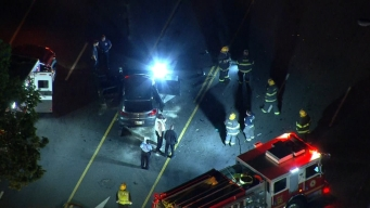5 Hurt in Multi-Vehicle Crash in Philly