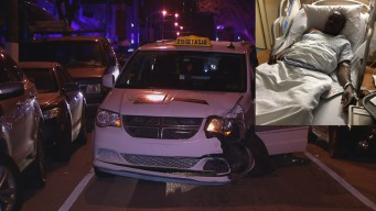 Cab Driver Recovering After Being Shot by Passengers