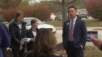 Montgomery County Students Campaign for Their Teacher on Election Day