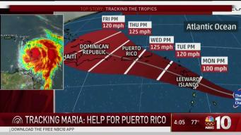 Caribbean Communities Affected by Irma Now Preparing for Maria
