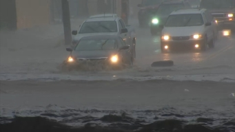 3rd Round of Storms Leads to Flooding on Philly Roads