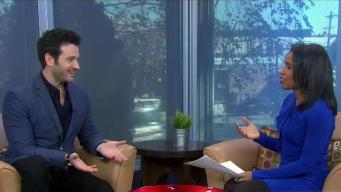 'Chicago Med' Star Colin Donnell Visits NBC10
