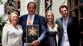 Chris Berman Says Family Warmed By Support After Wife's Death