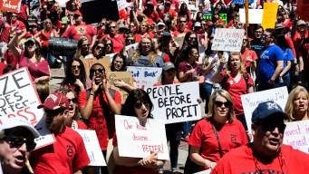 Denver Teachers Vote to Go on Strike Over Pay