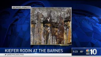 Come See Kiefer Rodin At The Barnes