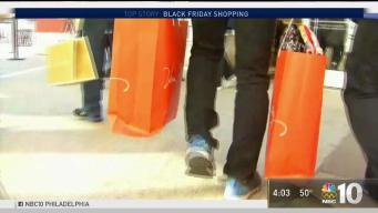 Crowds Rush to King of Prussia Mall for Deals