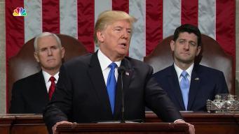 President Trump Details North Korean Threat