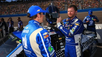 Dale Earnhardt Jr. Prepares for Final NASCAR Run on Sunday