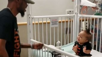 Baby in Dancing Dad Video Now Cancer Free