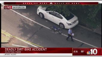 Deadly Dirt Bike Accident in Hunting Park