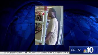 Delaware Police Search for Pharmacy Flasher