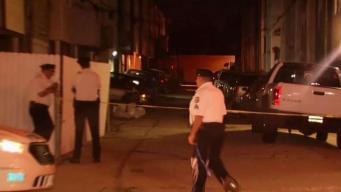 Man, Woman Hurt in Shooting, Robbery