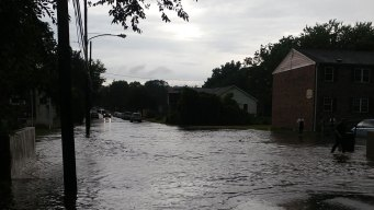 First Alert: Storms Lead to Flooding in Parts of Region