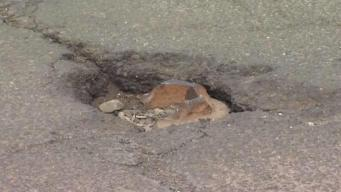 Pa. Puts Aside $180M for Pothole Fixes, Winter Road Repairs