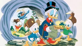 """DuckTales"" Coming Back to TV"